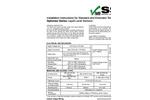 Optomax LLC - - Liquid Level Sensors Datasheet