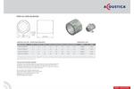 Model CP03-C-0355 - DIA - Fan Mounted Silencer Brochure