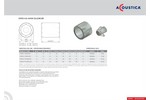 Model CP03-C-0400 -DIA - Fan Mounted Silencer Brochure