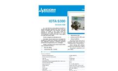 Info IOTA S300 pump