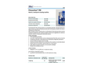 Elmasolvex - Model RM - Automatic Multiple Chamber Cleaning Machine Datasheet