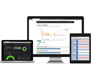 Web-Based Power Quality Analysis and Real-Time Metering System
