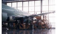Safeguarding Sanding, Coating, Painting - Multi-Process Air Filtration for Aircraft Manufacturing