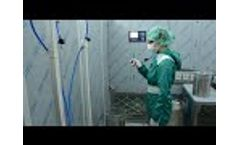 DFB Particulate Containment Performance Test Video