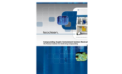 Airstream Reliant - Model Class II Type A2 - Biosafety Cabinets Brochure