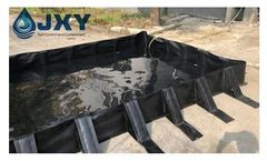 JXY - Portable & Collapsible Spill Containment Berm