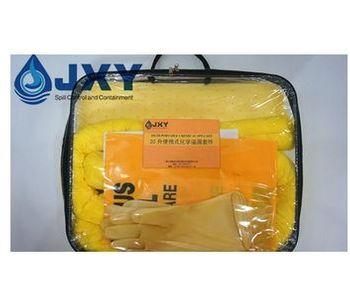 JXY - Model 20LTR - Portable Truck Chemical Spill Kits