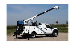 Stellar - Model 3315 - Telescopic Service Cranes
