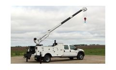 Stellar Industries - Model 4421 - Telescopic Service Cranes