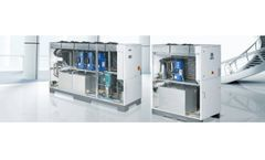 Model PC Series - Chillers for Industrial Cooling (1-226KW)