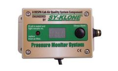 Respa - Model KT-CABPRES-EL1-ENG - Electronic Pressure Monitor System