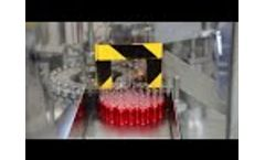 Ampoule Filling and Closing Video
