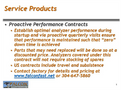 Falcon Analytical Service Products & Programs- Brochure