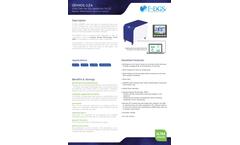 DEIMOS UZA Ultra Zero Air Gas Generator for GC - Brochure