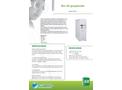 Serie T.ZA Zero Air Gas Generator - Brochure