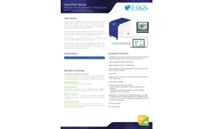 CALYPSO 3G.SC - Nitrogen/Air Gas Generator LCMS for Sciex - Brochure