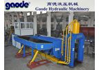 GAODE - Model HBS-600 - Hydraulic Scrap Metal Shear Baler