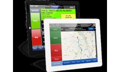 Routeware - On-Board Tablets for Drivers