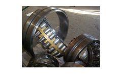 Roller Bearings Vibration Diagnostics