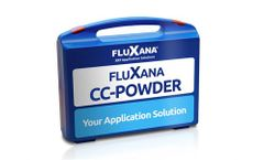 Application package FLUXANA Continous Casting Powder