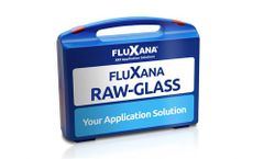 Application package FLUXANA RAW- Glass