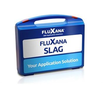 Application package FLUXANA Slag - Monitoring and Testing - Analytical Services