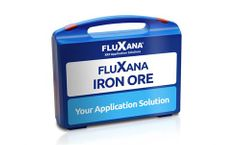 Application package FLUXANA Iron Ore