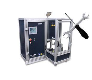 Maintenance XRF Electrical Fusion Machine