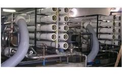Desalination/Reverse Osmosis Services