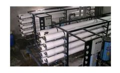 Desalination/Reverse Osmosis