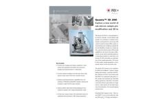 Quanta - 3D - Scanning Electron Microscope Brochure