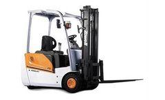 Electric 3 Wheel Counterbalance Forklift Trucks