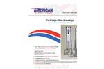 AMBF - Cartridge Filter Housings - Brochure