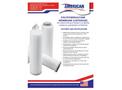 AMBF - Model PES Series - Polyethersulfone Membrane Cartridges - Datasheet