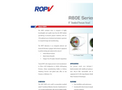 ROPV - R80E Series - 8 Standard Pressure Vessel Datasheet