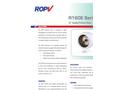 ROPV - R160E Series - 16 Standard Pressure Vessel Brochure