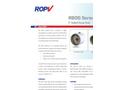 ROPV - R80S Series - 8 Standard Pressure Vessel Brochure
