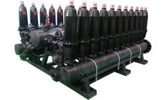 JK-Matic - Model JYH - Seawater Special Disc Filter