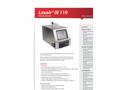 Lasair III 110 Airborne Particle Counter - Specification Sheet