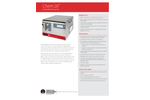 Chem 20 - Chemical Particle Counter - Specification Sheet