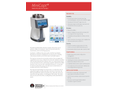 MiniCapt - Mobile Microbial Air Sampler - Specification Sheet