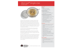 BioCapt - Single-Use Microbial Impactor - Specification Sheet
