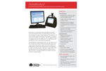 DataAnalyst - Remote Data Storage and Reporting for Lasair III and Lasair II Particle Counters - Specification Sheet