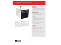 Lasair III 110 Inline Particle Counter - Specification Sheet