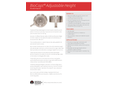 BioCapt - Adjustable Height Microbial Impactor - Specification Sheet