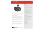 Airnet II - 4 Channel Particle Sensor - Specification Sheet