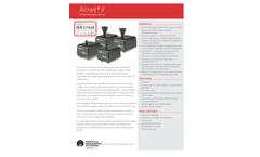 Airnet II 2 Channel Particle Sensor - Specification Sheet