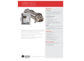HPGP-101-C High Pressure Gas Probe with PDS-E - Specification Sheet