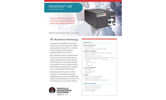 UltraChem - Model 100 - Liquid Particle Counter - Specification Sheet
