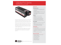 LiQuilaz - Model II S Series - Particle Counting Spectrometer for Liquids - Specification Sheet